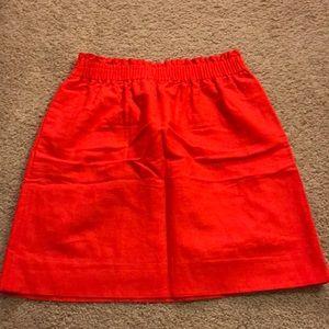 JCrew Factory Sidewalk Skirt